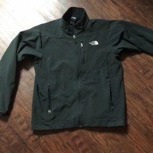 North Face Jacket Soft Shell size large